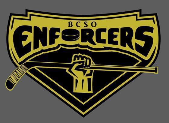 Brevard Enforcers Charity Logo