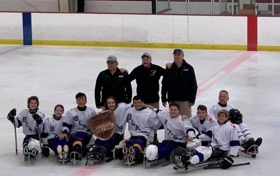 Hendrickson Hockey Festival Champions 2021